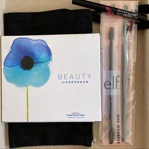 BEAUTY by, popsugar Eyeshadow Bundle